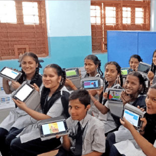 Smart Class for Tamil Nadu Board Schools