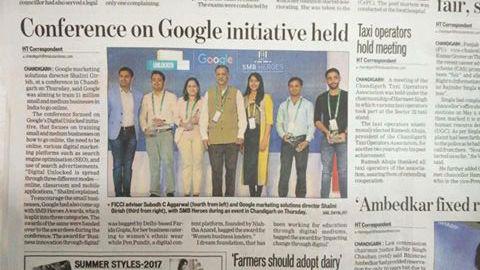 iDream Education wins Google SMB Heroes Award